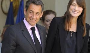 Карла Бруни и Николя Саркози ожидают мальчика