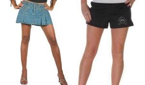 Женщины стесняются своих ног
