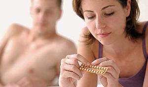 Оральные контрацептивы снижают женское либидо
