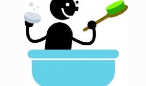 Мыться каждый день – вредная привычка!