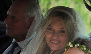 Подробности свадебных приготовлений Кейт Мосс