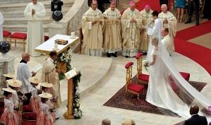 Венчание князя и княгини Монако состоялось