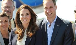 Кейт и Уильям получили в подарок бриллиантовых медведей