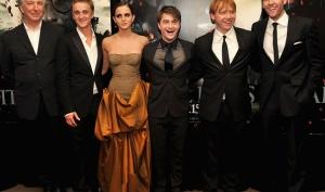 Премьера Гарри Поттер и Дары Смерти-2 в Нью-Йорке