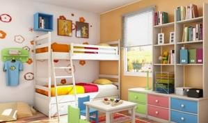 Как навести порядок в детской комнате