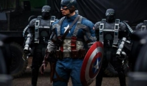 Фильм «Капитан-Америка» опередил Гарри Поттера