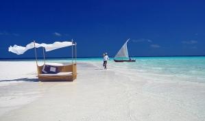 Мальдивы всё чаще привлекают новобрачных