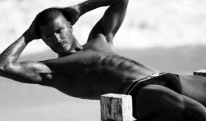 Линия нижнего белья Дэвида Бекхэма появится в сети H&M