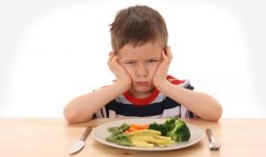 Питание влияет на IQ ребенка