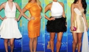 Наряды премии Teen Choice Awards 2011