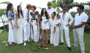 Кого Ким Кардашян пригласила на свадьбу