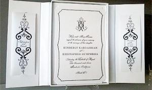 Как приглашали на свадьбу королевские особы