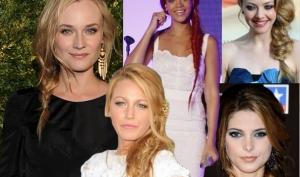 Коса - самая модная причёска 2011 года