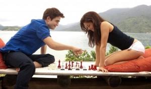 Новые фото медового месяца Эдварда и Беллы