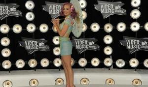 Платья церемонии MTV Video Music Awards