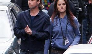 Анджелина Джоли ревнует Брэда Питта к молодой ассистентке