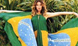 Жизель Бундхен примет участие в открытии Олимпиады в Рио