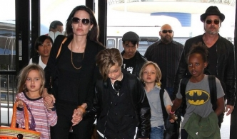 Брэд Питт подтвердил развод с Анджелиной Джоли