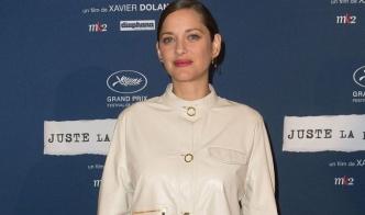 Марион Котийяр сообщила о своей беременности и опровергла роман с Брэдом Питтом