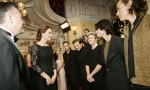 Кейт Миддлтон встретилась с One Direction на Royal Variety Performance