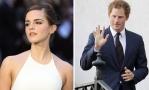 Волшебного романа слух: принц Гарри встречается с Эммой Уотсон
