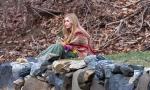 Ханна Монтана возвращается: Майли Сайрус в парике снимается у Вуди Аллена