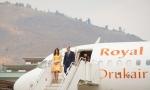 Принц Уильям и Кейт Миддлтон прибыли в Бутан