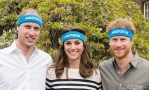 Принц Уильям и Кейт Миддлтон поучаствовали в благотворительной кампании