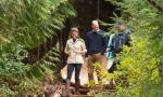 Принц Уильям и Кейт Миддлтон посетили индейскую резервацию