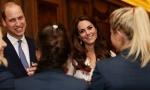 Принц Уильям и Кейт Миддлтон встретились с британской олимпийской сборной