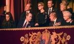 Принц Уильям и Кейт Миддлтон посетили фестиваль памяти
