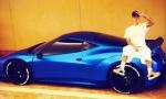 Джастин Бибер потерял дорогой автомобиль
