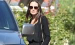 Анджелину Джоли сфотографировали впервые после развода
