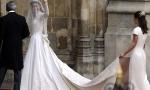Модный дом Alexander McQueen опроверг слухи о копировании свадебного платья Кейт Миддлтон