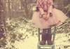 Как носить летние платья зимой (на примере платья Faith Connexion)