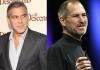 Джордж Клуни станет Стивом Джобсом, а Джонни Депп - Майклом Джексоном