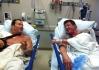 Арнольд Шварценеггер и Сильвестр Сталлоне оказались соседями по больничной палате