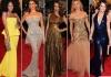 Лучшие наряды знаменитостей на Met Gala 2012