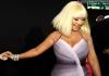 Худшие наряды American Music Awards 2012