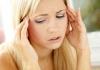 Продукты, способные бороться с головной болью