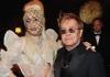 Леди Гага стала крёстной мамой второго сына Элтона Джона