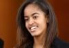 Дочь Барака Обамы поработала на съёмочной площадке