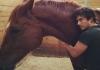 Йен Сомерхолдер обзавёлся конём