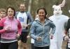 Пиппа Миддлтон приняла участие в благотворительном марафоне