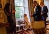 Принц Джордж и Кейт Миддлтон поучаствовали во встрече с Бараком и Мишель Обамой