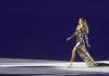 Жизель Бундхен приняла участие в Открытии Олимпийских игр