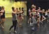 Бритни Спирс провела урок танцев