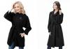 Черное пальто: основа безупречного образа