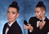 Впервые парень стал лицом косметикиCoverGirl