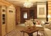 Внутренняя отделка деревянного дома – выбираем материалы
